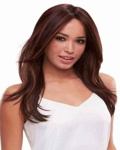 Zara-Synthetic-Hair-Wig-Brown